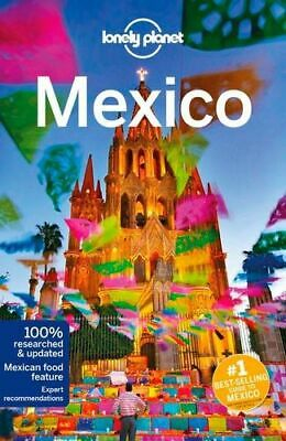 NEW Mexico By Lonely Planet Travel Guide Paperback Free Shipping