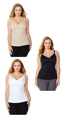 Rhonda Shear Camisole Everyday Molded Cup Camisole