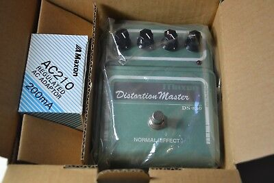 Maxon DS 830 Distortion Master, Made in Japan