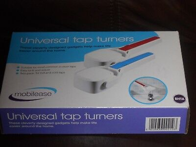 """""""Mobilease"""" Universal Tap Turners"""