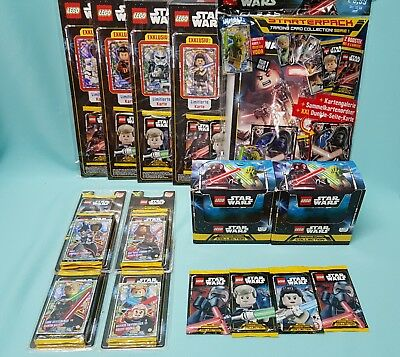 Lego® Star Wars Trading Card Game Display Starter Blister Multipack aussuchen