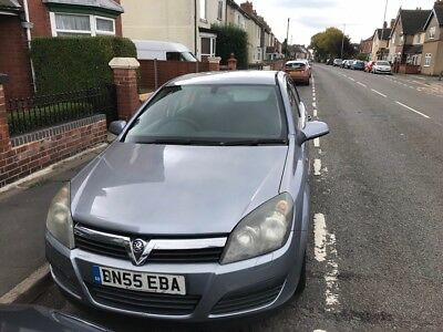 Vauxhall Astra 2005 1.6 Life Automatic/spare or repairs