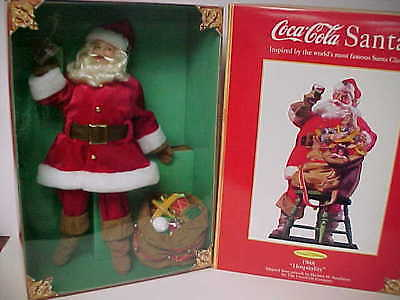 Coca_Cola Santa In Box