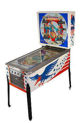 Freedom Bally Flipper pinball