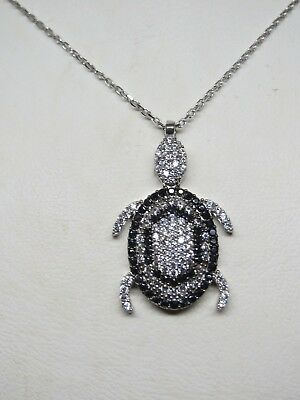 Turkish Handmade Jewelry 925 Sterling Silver Onyx Stone Ladies' Necklace