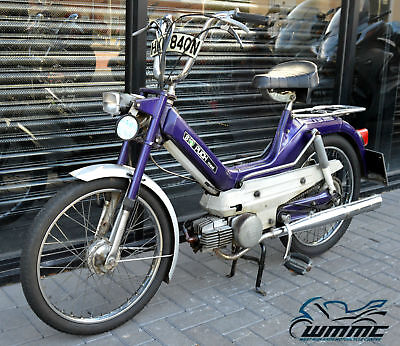 1975 PUCH MAXI 50cc * ORIGINAL CONDITION - TWO OWNERS * EXC. RUNNER. HISTORIC