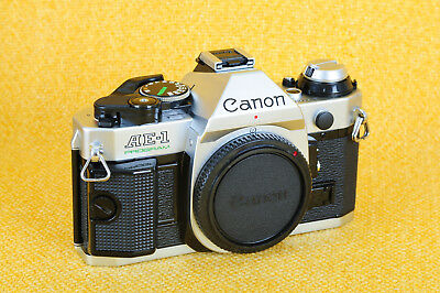 Canon AE-1 Program  WIE NEU