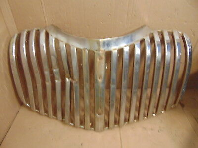 1942 1941 1946 Chevrolet Pickup Truck Lower Grill Original As Found Patina