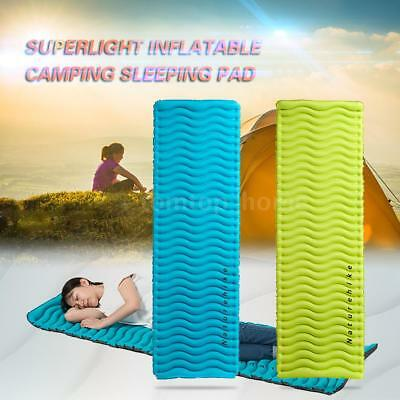 Naturehike Inflatable Pad Camping Inflating Ground Mattress Sleeping Pad V0U1