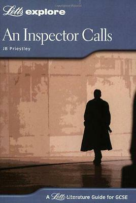"""GCSE """"An Inspector Calls"""" (Letts Explore) by J B Priestley 