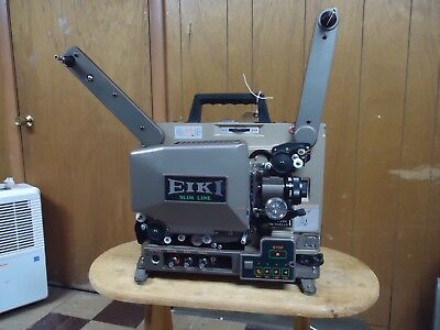16mm  Eiki  ENT -0 Film Projector Very Low Hours Slim Line
