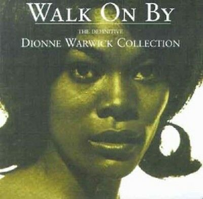 Dionne Warwick: Walk On By: The Definitive Collection – 2 Cd Set, Best Of