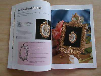Exquisite Embroidery~Gloria McKinnon~Heirloom Crafts~48pp P/B