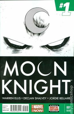 Moon Knight (5th Series) 1G 2014 FN Stock Image