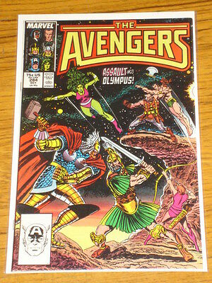 Avengers #284 Vol1 Marvel Comics October 1987