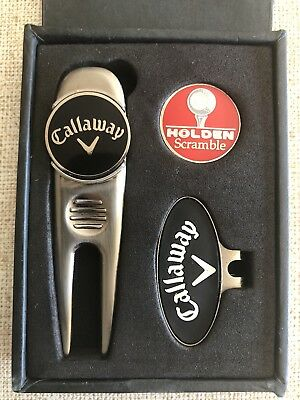 Callaway Holden Scramble Set New In Box. Father's Day