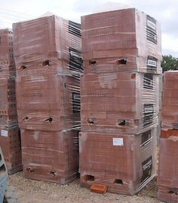 Forterra Facing Brick Atherstone Red Stock - Pack of  £125 per pack   SIMPLY BE