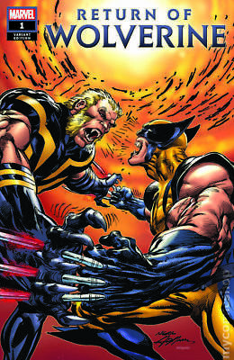 Return of Wolverine #1 NM eBay Neal Adams Variant