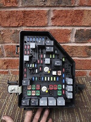 2010 2011 10 11 Buick Enclave Acadia Engine Fuse Box Relay ... Acadia Fuse Box on