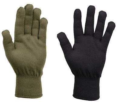 Polypropylene Glove Liners MADE IN THE USA Cold Weather Gloves Military America