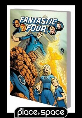 Fantastic Four By Hickman Complete Collection Vol 01 - Softcover