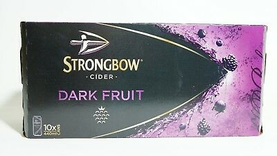 Strongbow Dark Fruit Cider