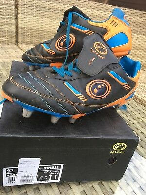 Optimum  Tribual rugby boots size 11 VGC