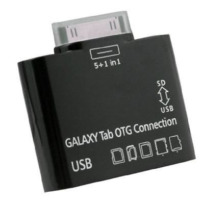 Usb Otg Connection Kit Für Samsung Galaxy Tab Kartenleser
