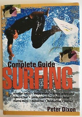 The Complete Guide to Surfing (Hardcover)
