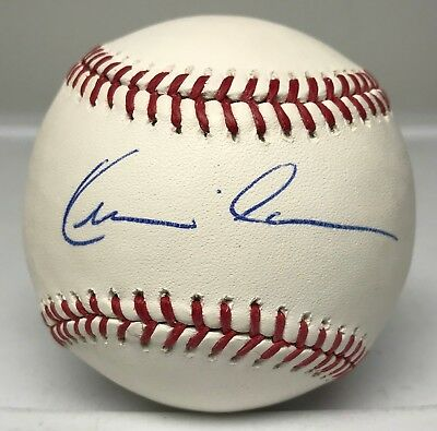 Kevin Costner Signed Baseball AUTO STEINER COA FIELD OF DREAMS Actor