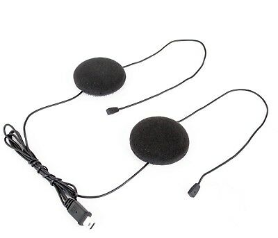 Uclear Pulse PRO Drop In Helmet Speakers & Mic AMP Upgrade 11033