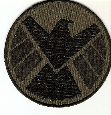 + Aufnäher/Patch Marvels AGENTS OF SHIELD Logo 1