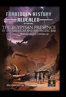 Forbidden History Revealed Episode 1 DVD by Stephen Quayle BRAND NEW