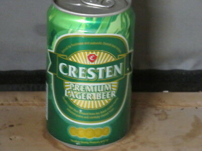 Cresten Premium. Colorful Can From. Singapore