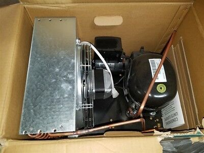 New Embraco 1/2 hp UNEK6214Z Condensor Unit with NEK6214Z Compressor