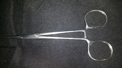 "Delta D423460 Stainless 5"" Halsted Mosquito Forceps Surgical Medical Vet Lab O.r"