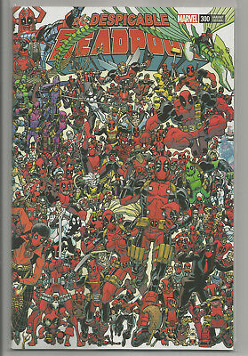 Despicable Deadpool # 300 * Variant * Near Mint