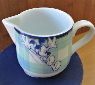 "©Disney Best of MICKEY MOUSE Milchkännchen Milchkanne ""Good Morning"" Nr. 0106869"