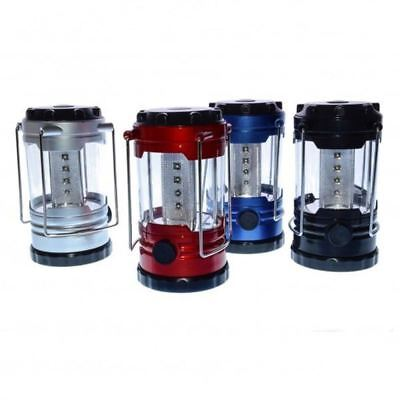 Camping Lantern Dimmable Hanging 12 LED's Compass Lamp Outdoor Garden Tent