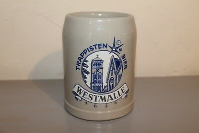 Chope A Biere Belge Collection Westmalle 0.40L . Expo 1958
