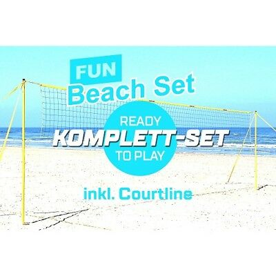 Grevinga® FUN Funtec - FUN BEACH SET | Beachvolleyball 141123