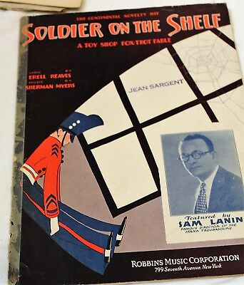 Lot Of 10 Sheet Music 20's -50's Vintage Ny Broadway Show's Music With Lyrics