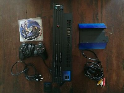 Console PS2 con Infinity Network Adapter + Hard Disk 160 Gb + McBoot + 32 Giochi