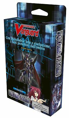 Vanguard Vendicatore Purgatorio T Deck
