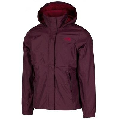 The North Face Woman Resolve 2 Jacke Damen Outdoor Regen Windjacke T92VCU5PF