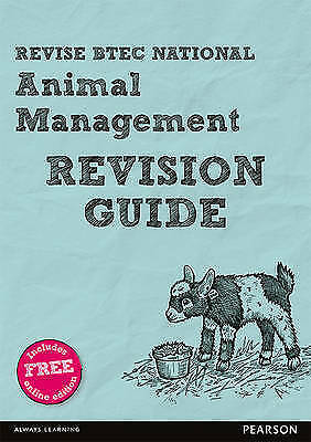 Revise BTEC National Animal Management Revision Guide: (with free online edition