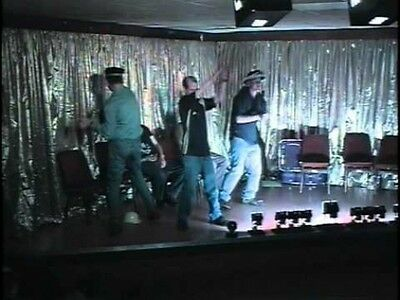 HYPNOTIC PARTY TIME DVD Stage Hypnosis Training Tips Small Audience Performance