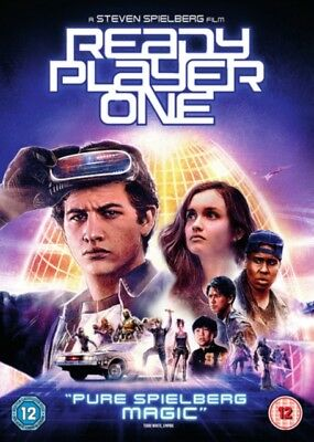 NEW Ready Player One DVD