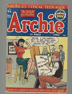 Archie #44 The Mirth Of A Nation