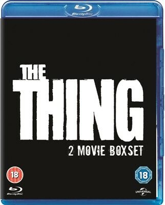 NEW The Thing (Original) / The Thing Blu-Ray
